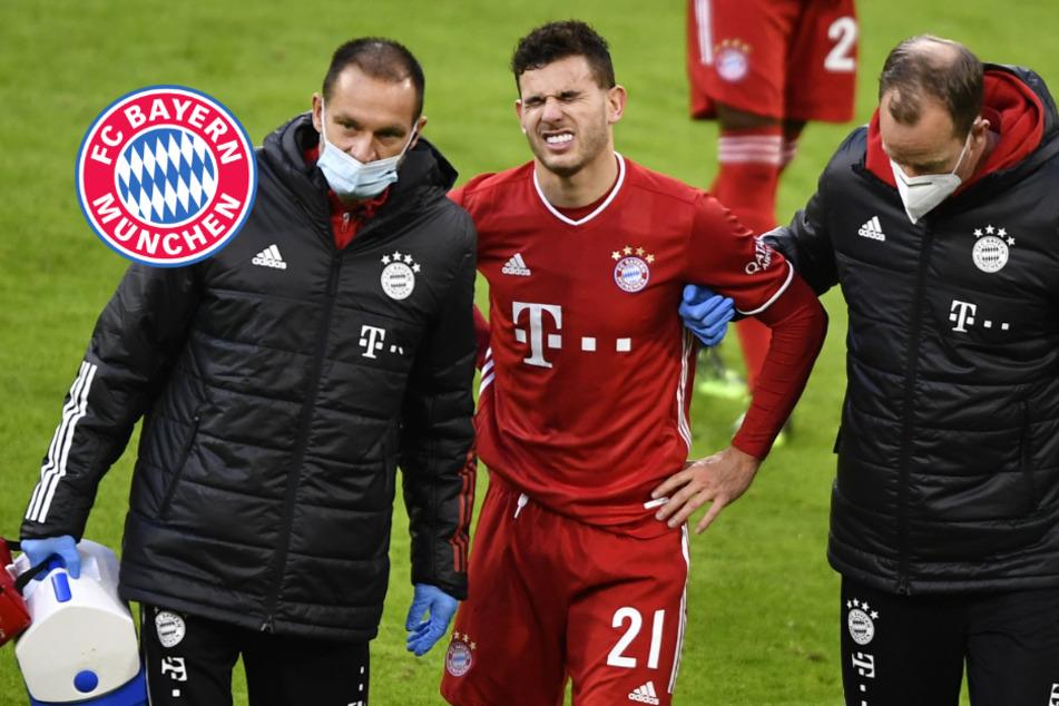 Nächster Ausfall beim FC Bayern? Wie steht es um Lucas Hernández?