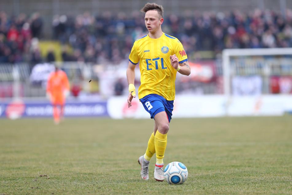Maximilian Pommer erhält keinen neuen Vertrag bei den Leipzigern.