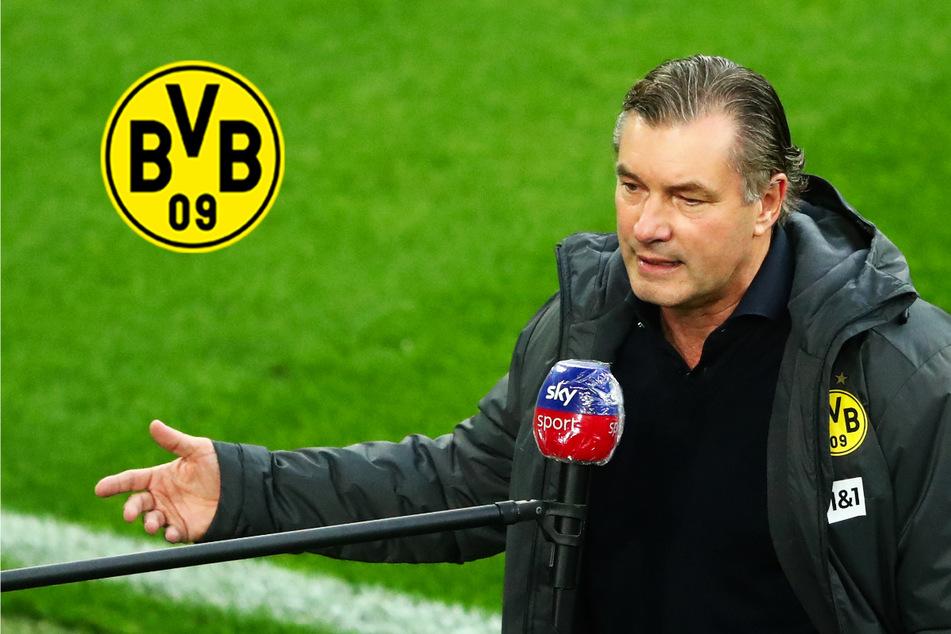 "BVB-Boss Michael Zorc schießt gegen Bürki-Kritiker: ""Unanständig, ehrabschneidend!"""