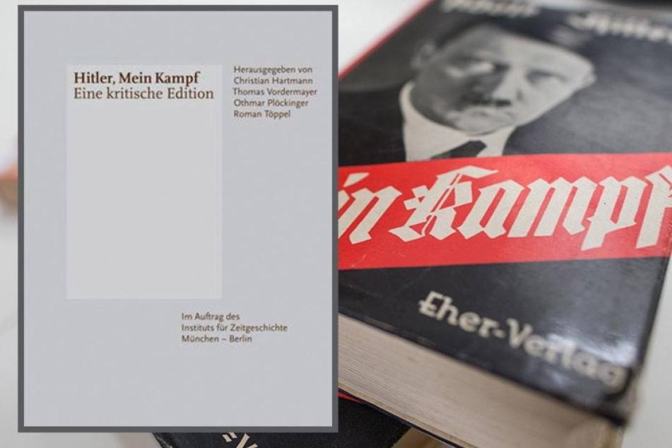 """Hitzige Debatte um """"Mein Kampf"""" an Sachsens Schulen"""
