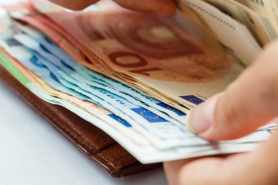 Mann findet Geldbeutel mit 1000 Euro: Grandios, was er dafür bekommt