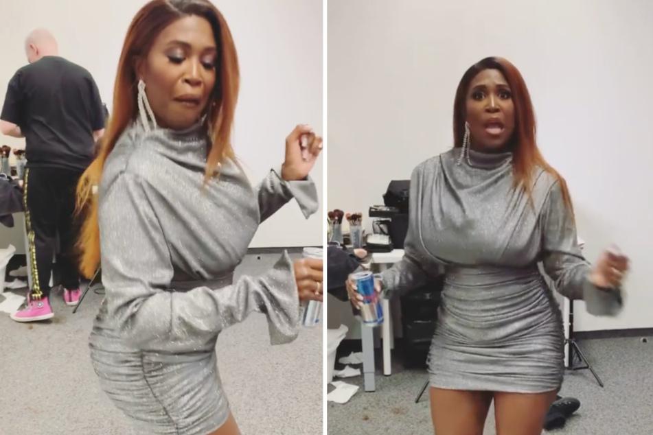 "So ging Motsi Mabuse in der Garderobe vor Let's Dance"" ab"