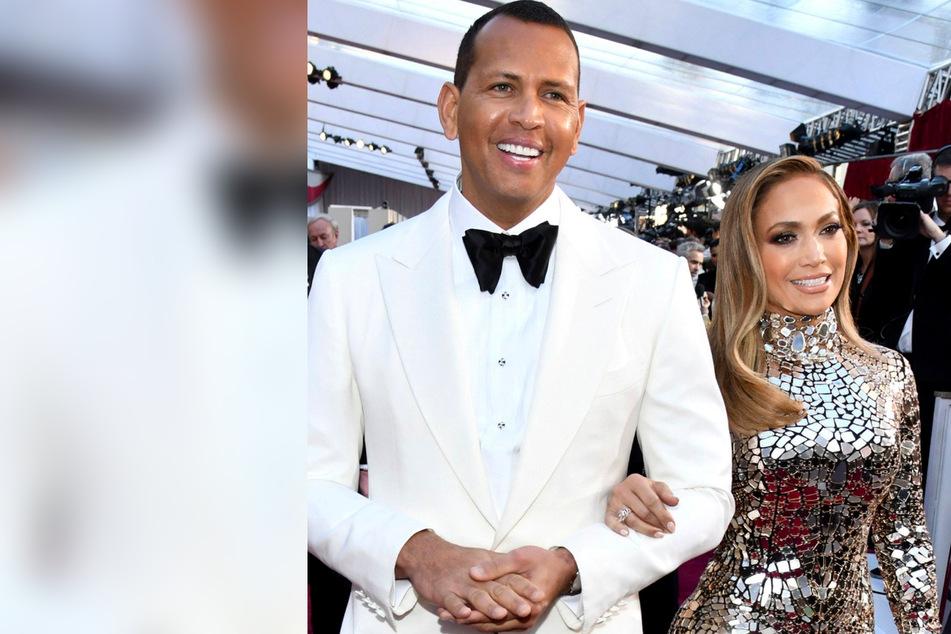 Letztes Jahr sollte die Hochzeit sein: Liebes-Aus bei Jennifer Lopez und Alex Rodriguez