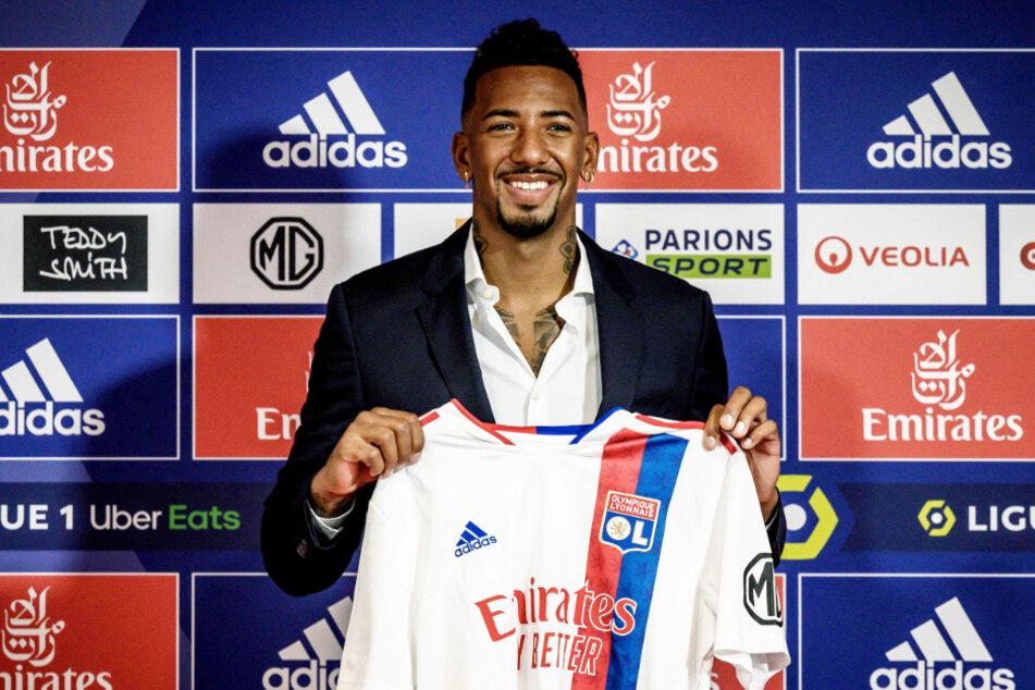 Jérôme Boateng (33) hat einen neuen Verein gefunden: Der Abwehrspieler läuft ab sofort für Olympique Lyon aus der französischen Ligue 1 auf.