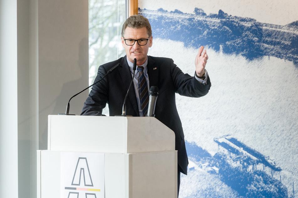 Wirtschaftsminister Bernd Buchholz (FDP).