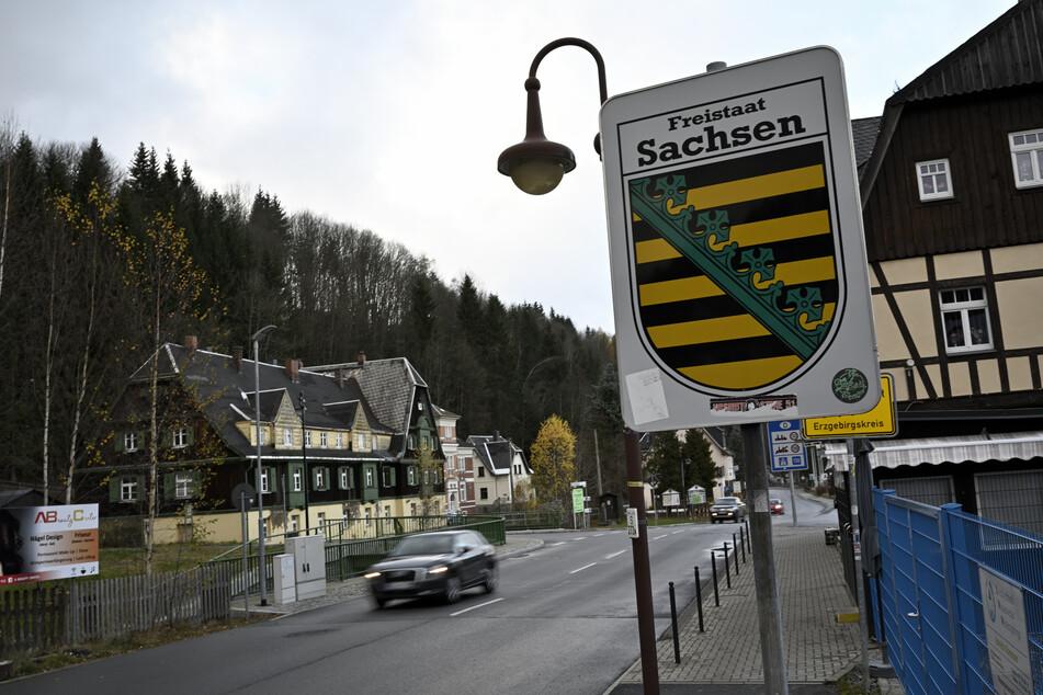 Johanngeorgenstadt im Westerzgebirge schrumpft von Jahr zu Jahr.