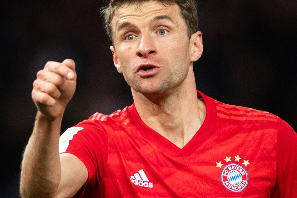 Thomas Müller (31), Fußballer beim FC Bayern München, hatte sich mit dem Coronavirus infiziert.