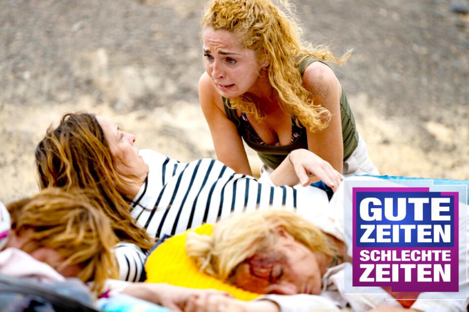 GZSZ: Tragisches GZSZ-Jubiläum: Endet diese Folge tödlich?