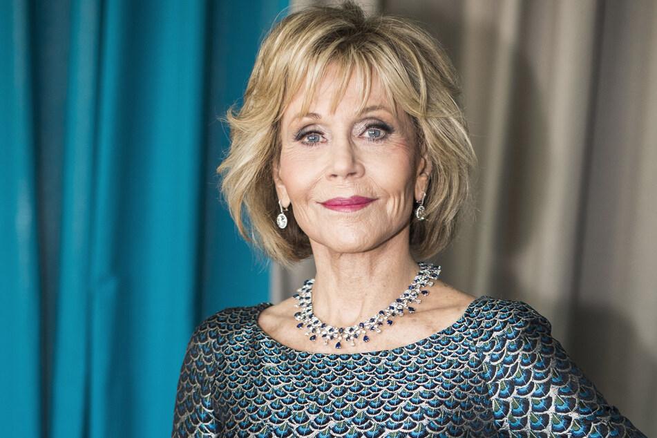 Jane Fonda (heute 82) hier bei den 71. Internationalen Filmfestival in Cannes im Jahr 2018.