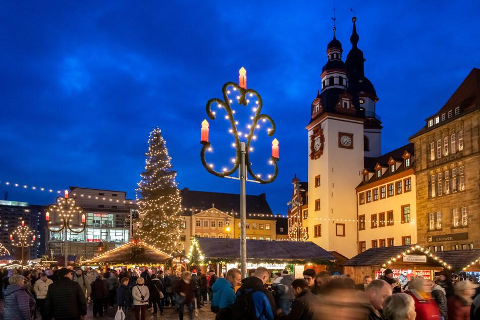 Chemnitz: Großer Wirbel um Brandbrief gegen den Weihnachtsmarkt