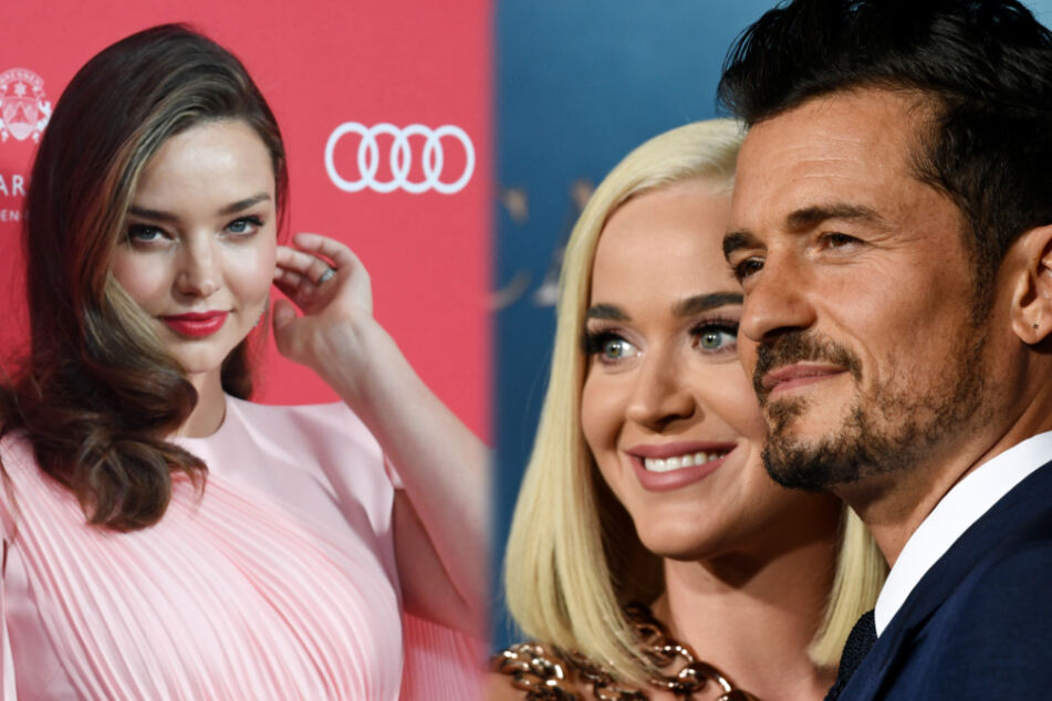Orlando Bloom's ex has her say on actor's new daughter with Katy Perry