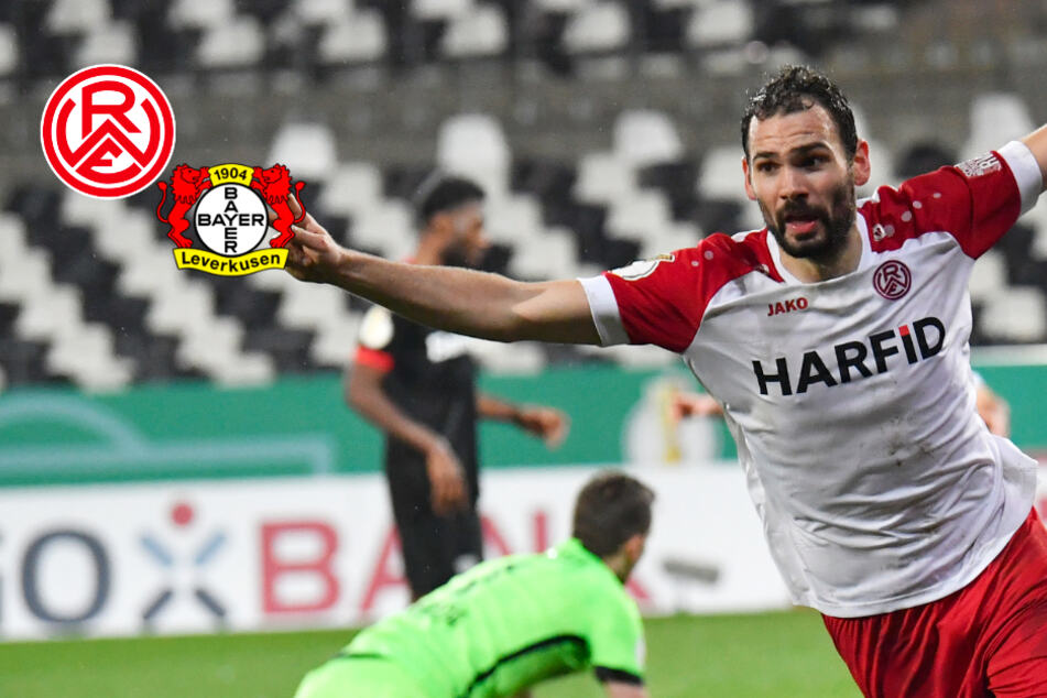 Pokal-Wahnsinn! Rot-Weiss Essen ringt Bayer Leverkusen nach Verlängerung nieder