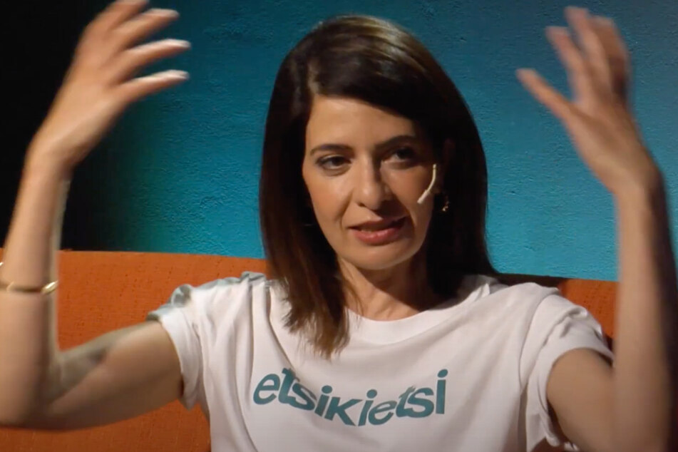 Linda Zervakis (45) im Interview.