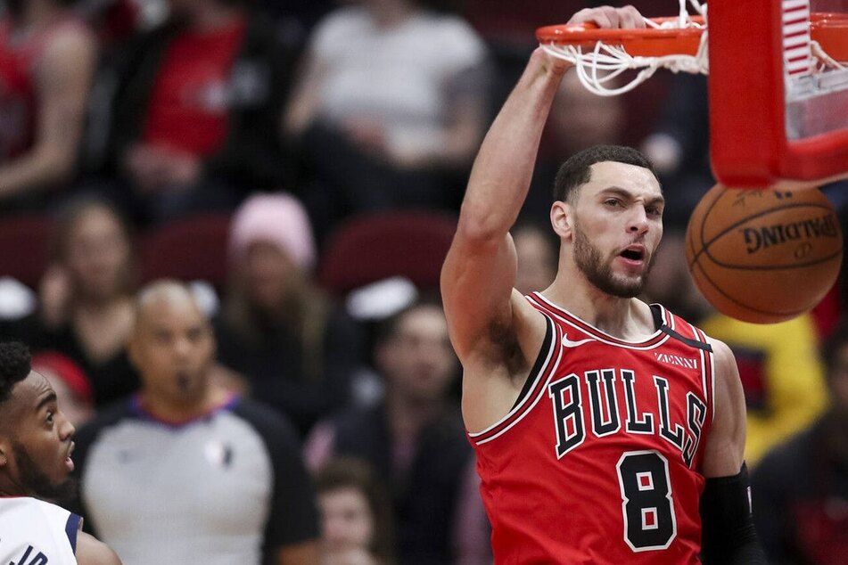 NBA: The Bulls trample all over the Celtics to boost playoff hopes