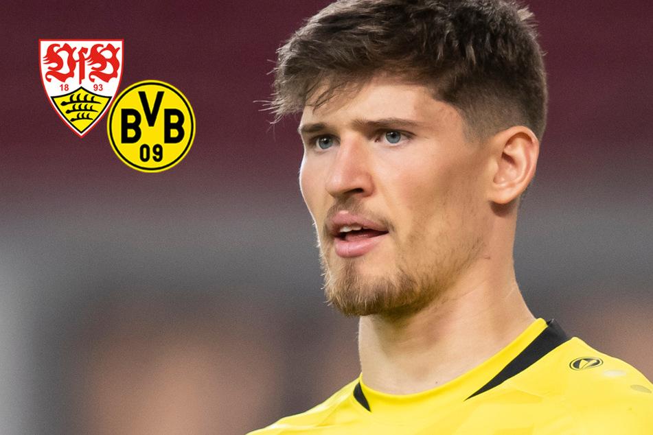 """Wechselt VfB-Keeper Kobel zum BVB? Transfer sei """"auf jeden Fall"""" ein Thema"""