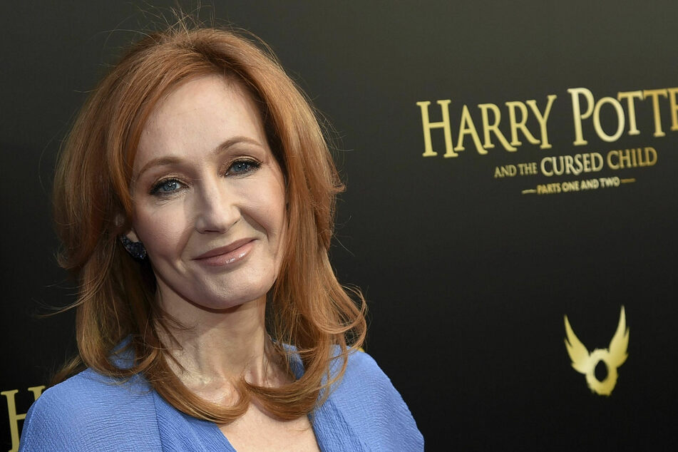 """Harry Potter""-Autorin J.K. Rowling."