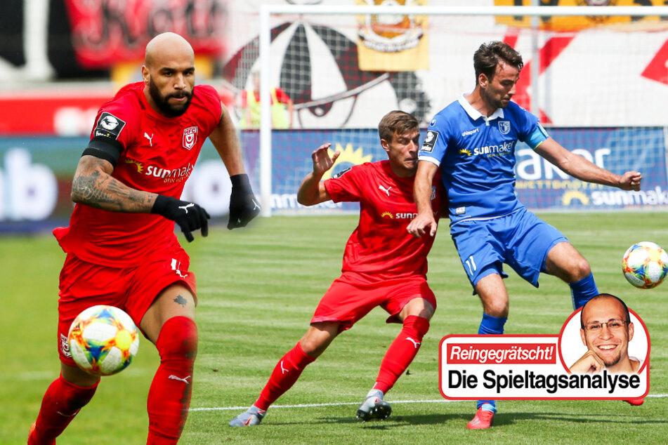 3. Liga: Der Abstiegskampf spitzt sich zu! Viele Ostvereine im Tabellenkeller