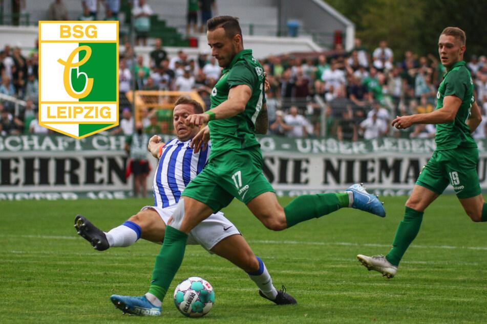 Was für ein Kampf! Chemie Leipzig bleibt auch gegen Hertha BSC II ungeschlagen