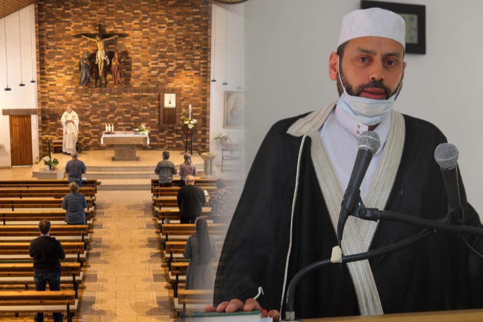 """Gottesdienste """"light"""": So halten es die Religionen in Dresden"""