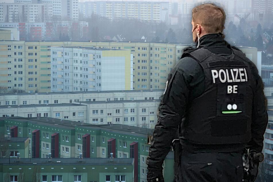 Berlin: Laute Party und Nazi-Parolen rufen Polizei in Berlin-Marzahn auf den Plan