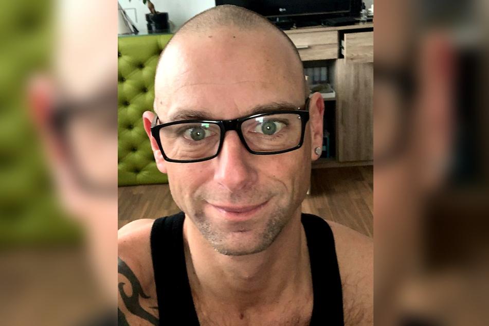 Das Foto zeigt den vermissten Krzysztof K (39).