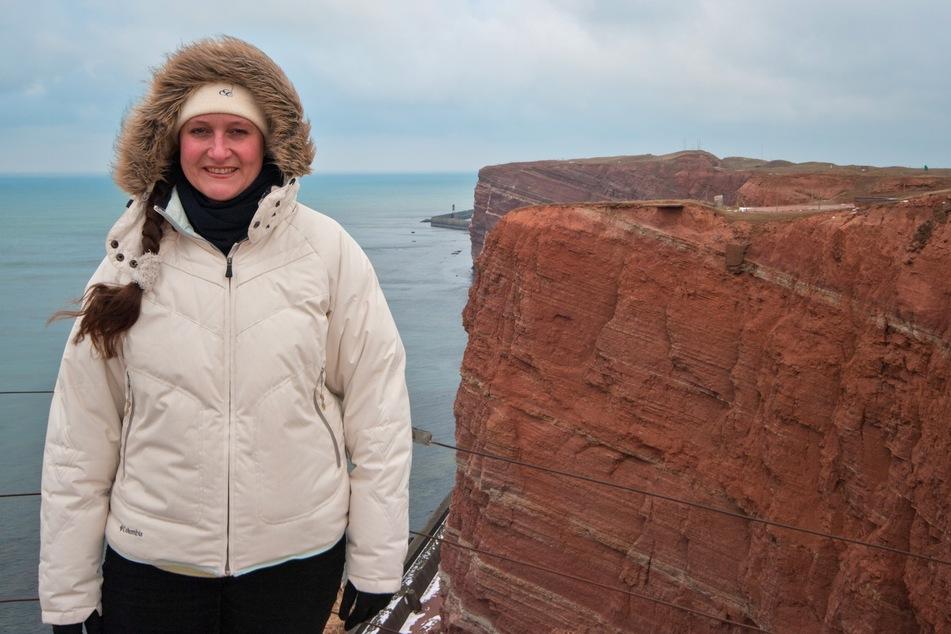 Vor acht Jahren wurde Helgolands Inselpastorin Pamela Hansen offiziell in ihr Amt eingeführt.