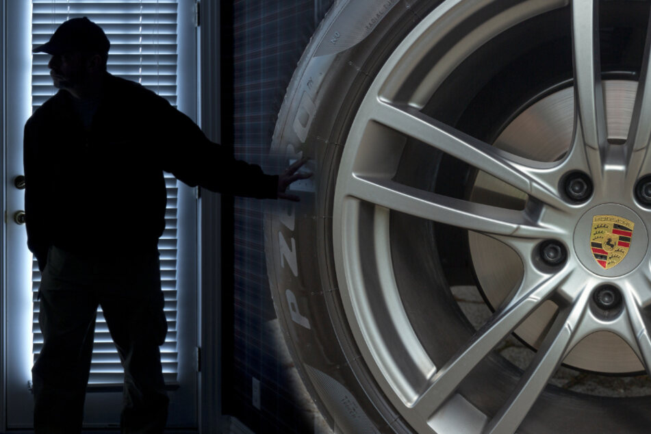 Geklauter Porsche wieder da: Täter stahlen Autoschlüssel unbemerkt aus Wohnung