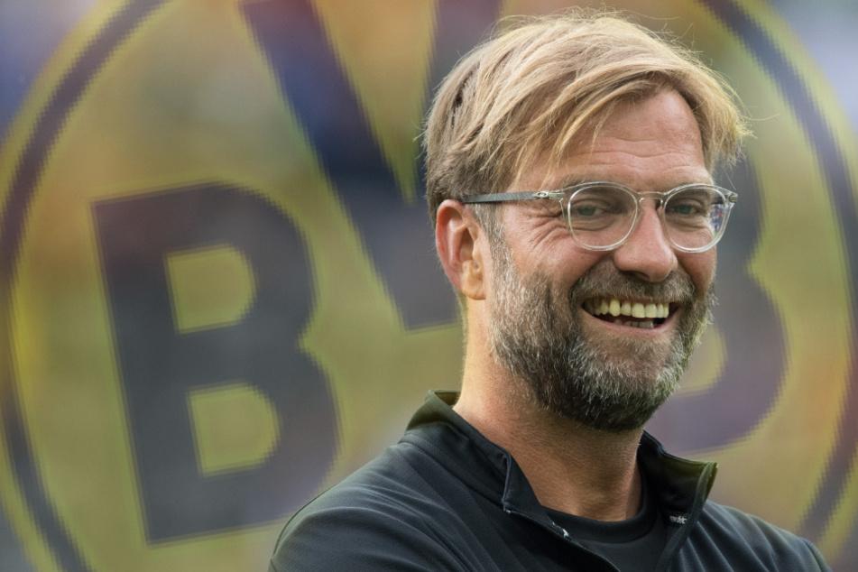 BVB-Fans aufgepasst! Klopp wohl zurück nach Dortmund, die Trainer-Legende wird doch nicht...