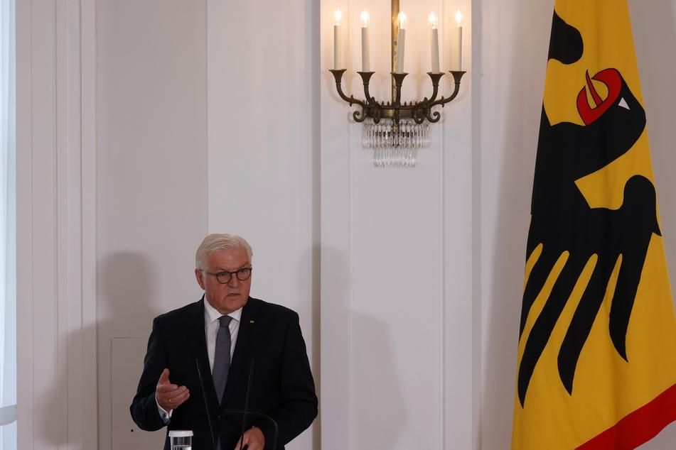 Bundespräsident Frank-Walter Steinmeier wird die Festansprache halten.