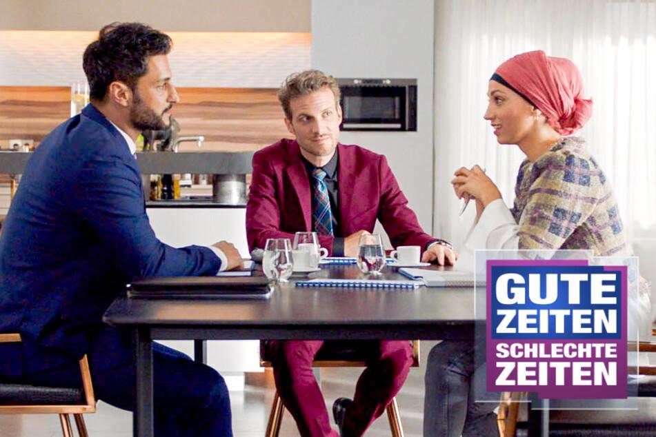 GZSZ: Diese Liebesgeschichte spaltet die GZSZ-Fans!