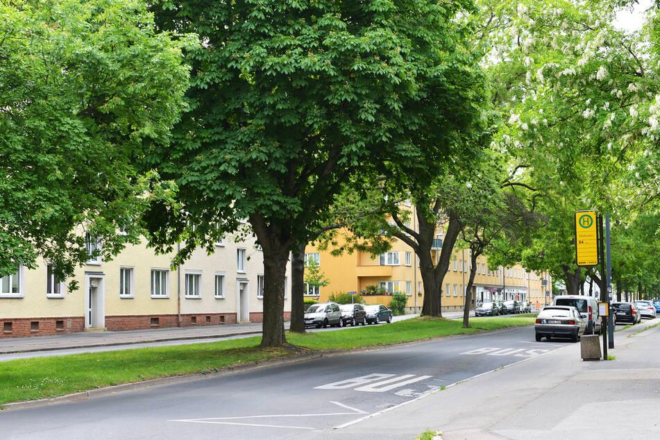 Auf dem Hepkeplatz im Stadtteil Gruna kam es zu einer weiteren fremdenfeindlichen Beleidigung.