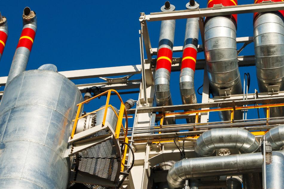 Die hessische Industrie hat infolge der Corona-Krise heftige Einbußen erlitten (Symbolbild).