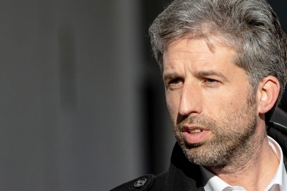 """Boris Palmer schafft 20.000 Schnelltests für Friseure herbei: """"Sperrt mich doch ein"""":"""
