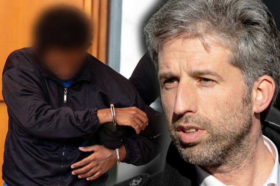 Arzt von Asylbewerber erstochen: Das schreibt die Witwe Boris Palmer