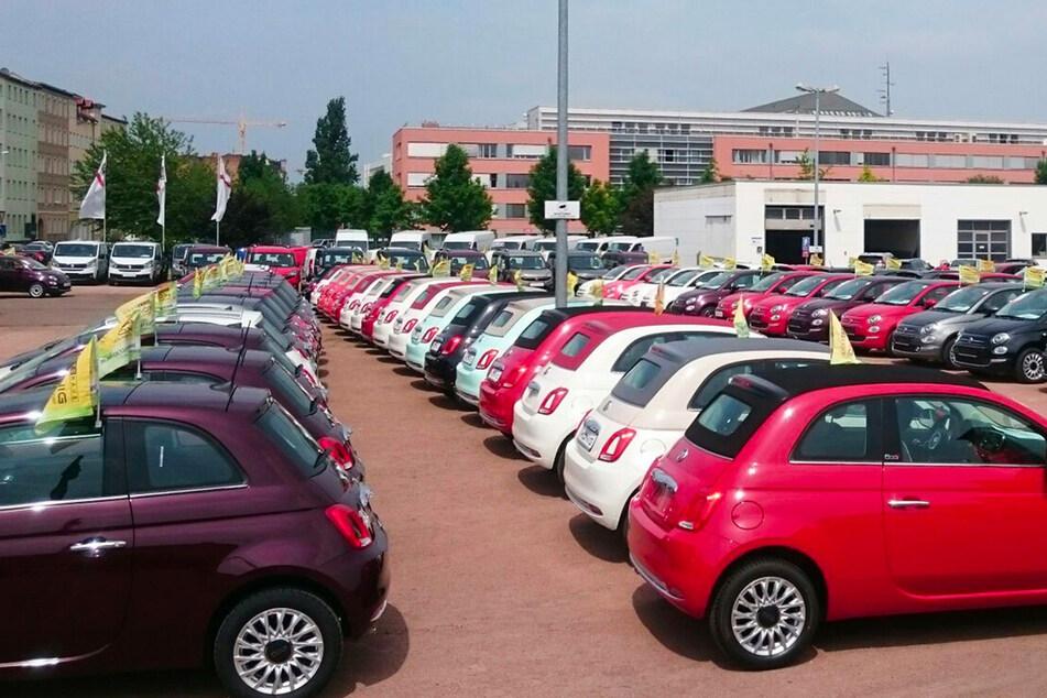 Hier gibt's den Fiat 500 für nur 129 Euro im Monat – ohne Anzahlung!