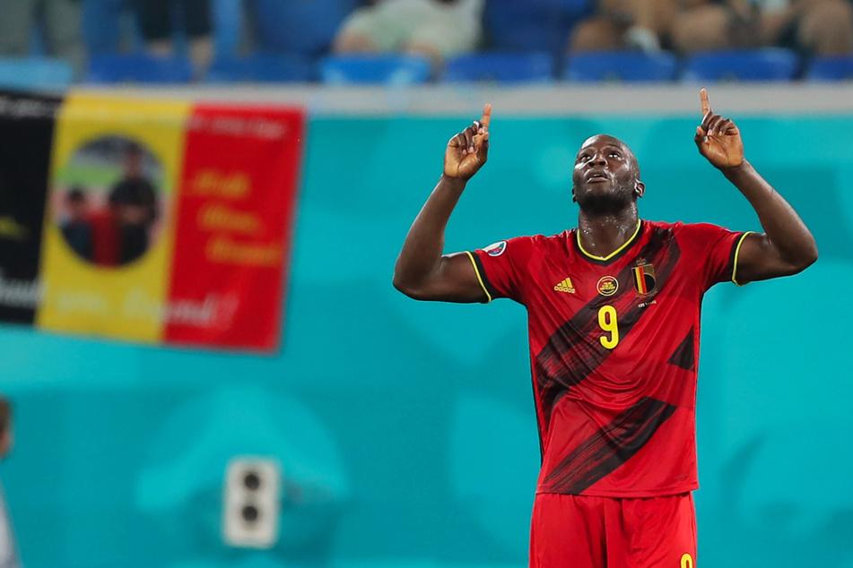 Romelu Lukaku (28) führt mit drei Treffern die EM-Torschützenliste an. Der belgische Sturmbulle ist eigentlich nie über 90 Minuten auszuschalten.