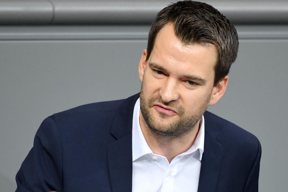 Sprecher der FDP-Fraktion, Johannes Vogel (38). (Archivbild)
