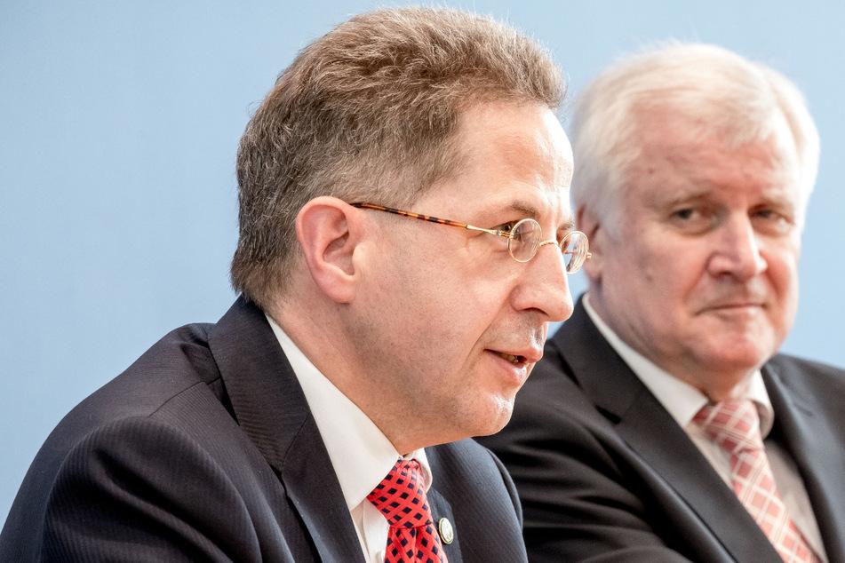 """Seehofer findet Maaßen-Kandidatur nicht problematisch: """"War mit seiner Arbeit sehr zufrieden"""""""