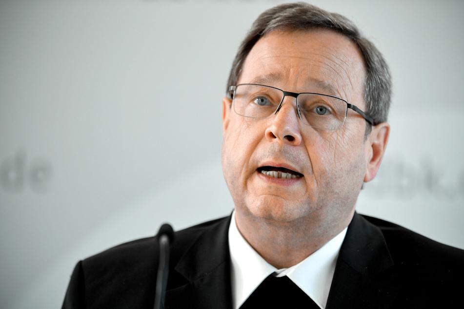 Kardinal Georg Bätzing (60) ist der Vorsitzende der Deutschen Bischofskonferenz.