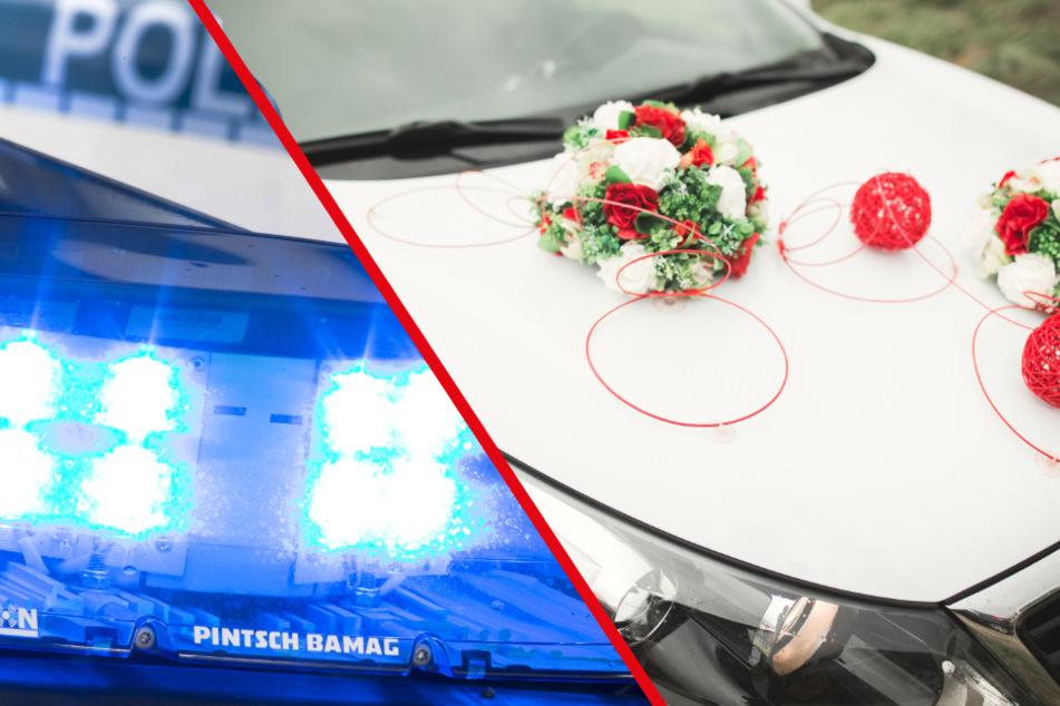 Hamburg: Polizei stoppt nach Schüssen Hochzeitskorso