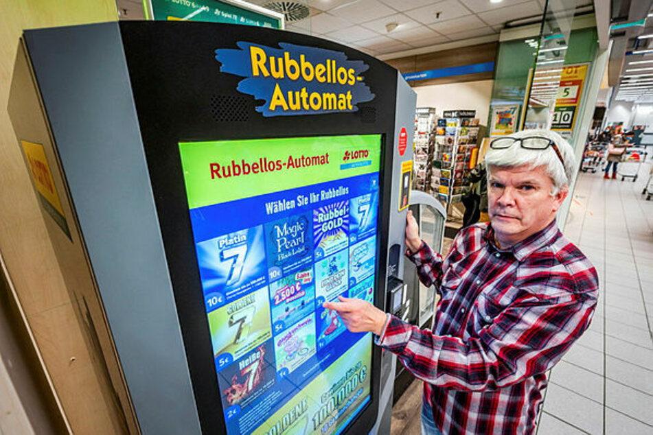 Corona-konform: Rubbel-Automaten für Leipzig und Chemnitz