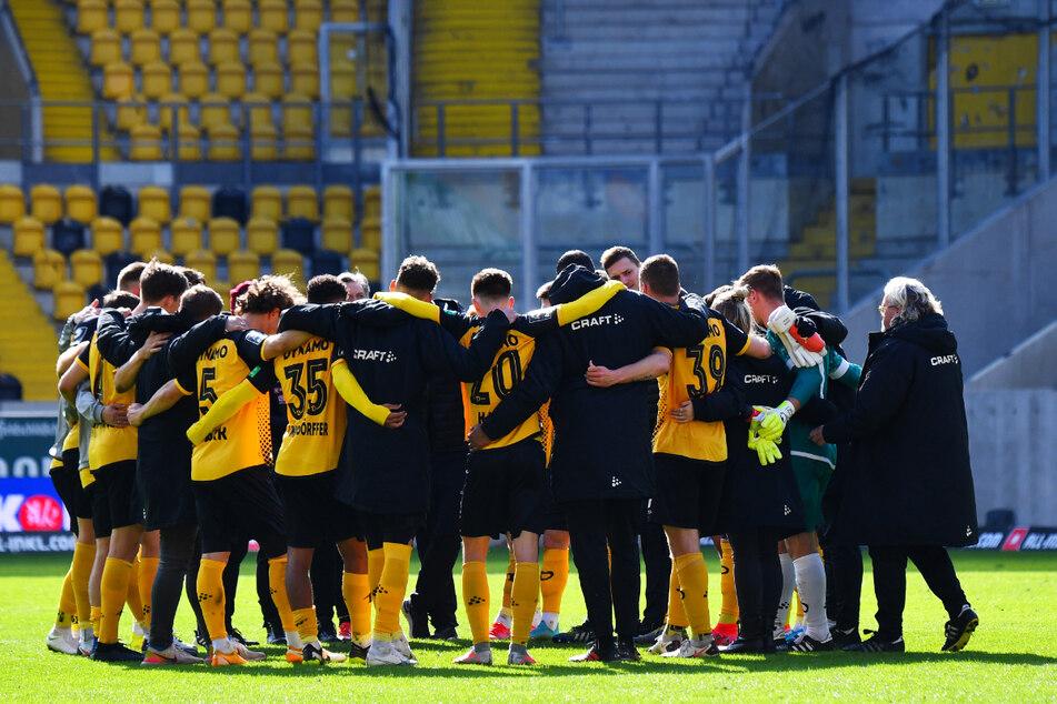 Dynamo Dresden wäre Stand jetzt auch bei der Quotientenregel Direktaufsteiger in die 2. Bundesliga