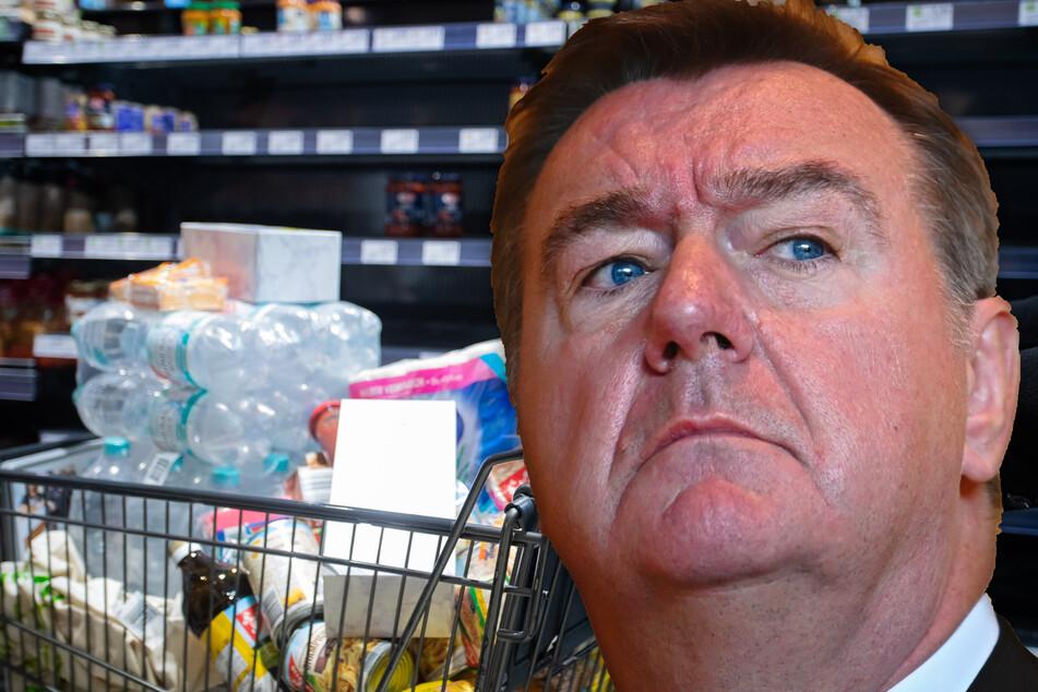 """Oberbürgermeister will """"asoziale Hamsterkäufe"""" wegen Coronavirus mit Polizei stoppen"""
