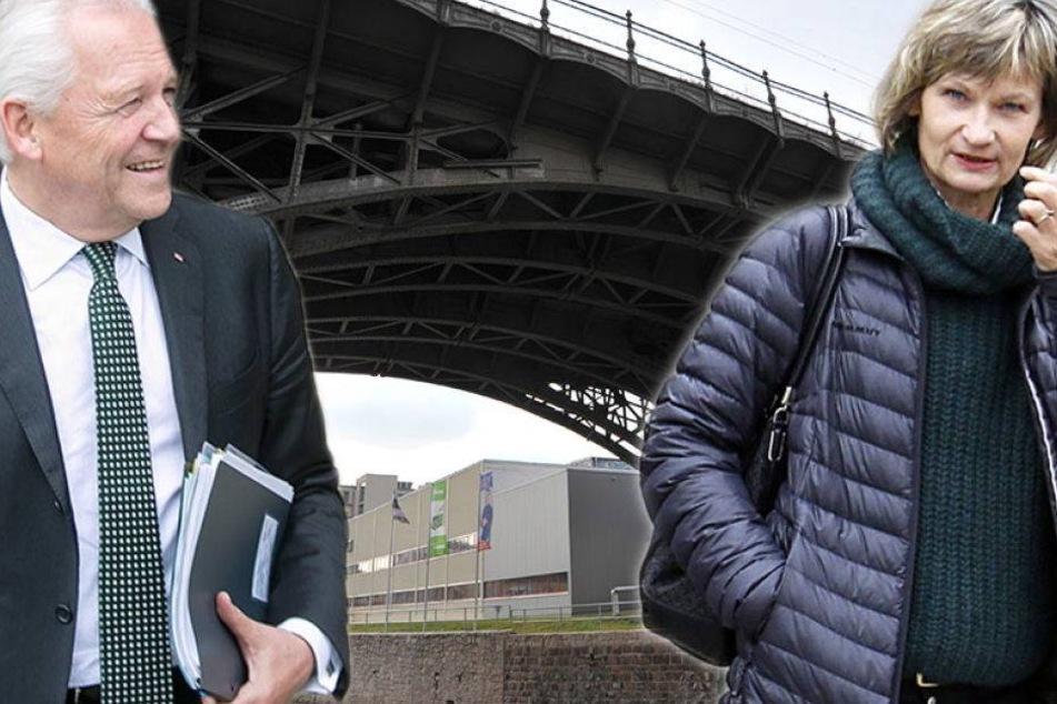 Chemnitztal-Viadukt: Die Stadt bäumt sich auf