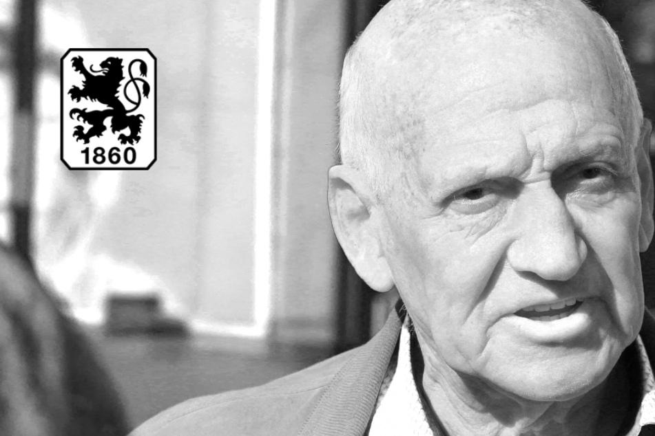 TSV 1860 München trauert: Vereinslegende Peter Grosser ist tot