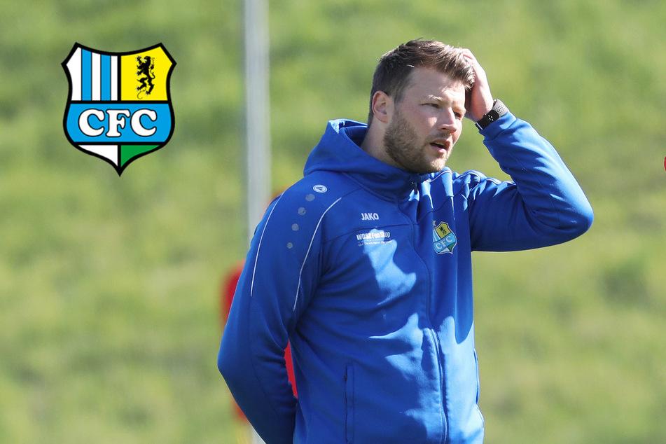 Viertelfinale gegen VfB Auerbach: CFC-Trainer Berlinski verspricht heißen Tanz!