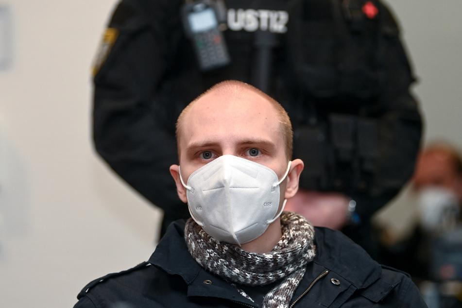 Stephan Balliet (28) wurde zu lebenslanger Haft mit anschließender Sicherheitsverwahrung verurteilt.