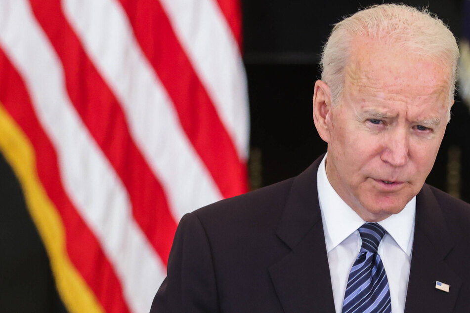 Biden's new plan to invest in policing is a blow to Black Lives Matter movement