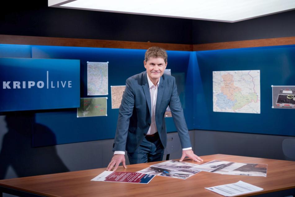 Seit Anfang 2020 moderiert Gerald Meyer die Fahdungssendung.