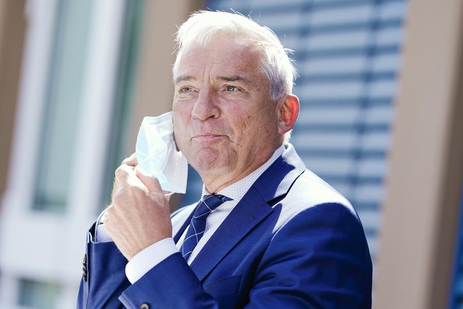 Thomas Strobl (CDU), baden-württembergischer Innenminister.